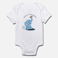 Daddy's little peanut Infant Bodysuit