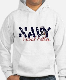 Navy Grandfather Hoodie