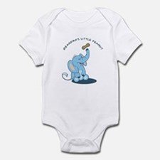 Grandma's little peanut Infant Bodysuit