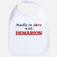 Madly in love with Demarion Bib