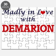 Madly in love with Demarion Puzzle