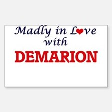 Madly in love with Demarion Decal