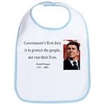 Ronald Reagan 2 Bib