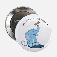 """Grandpa's little peanut 2.25"""" Button"""