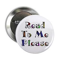 "Read to Me Fun 2.25"" Button"