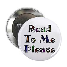 "Read to Me Fun 2.25"" Button (10 pack)"