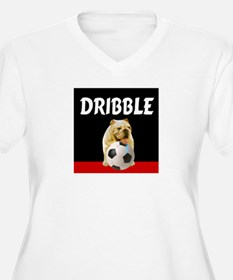 Soccer dog dribble T-Shirt