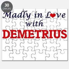 Madly in love with Demetrius Puzzle