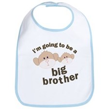 big brother to be monkey Bib