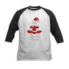 Yoga Santa Tee