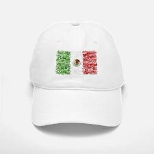 Textual Mexico Baseball Baseball Cap