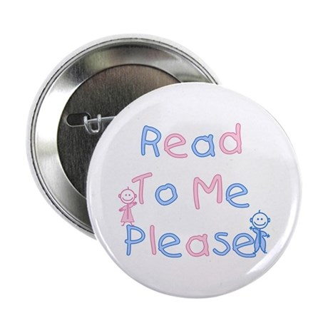 """Read to Me Babies 2.25"""" Button"""