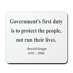 Ronald Reagan 2 Mousepad