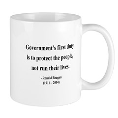 Ronald Reagan 2 Mug
