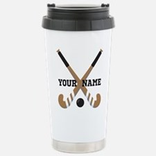 Hockey Coach Gift Travel Mug