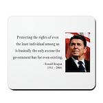 Ronald Reagan 3 Mousepad