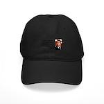 Ronald Reagan 3 Black Cap