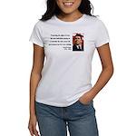 Ronald Reagan 3 Women's T-Shirt