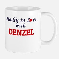 Madly in love with Denzel Mugs