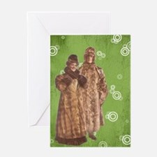 Two of Kind Greeting Card