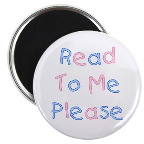 """Read to Me 2.25"""" Magnet (100 pack)"""