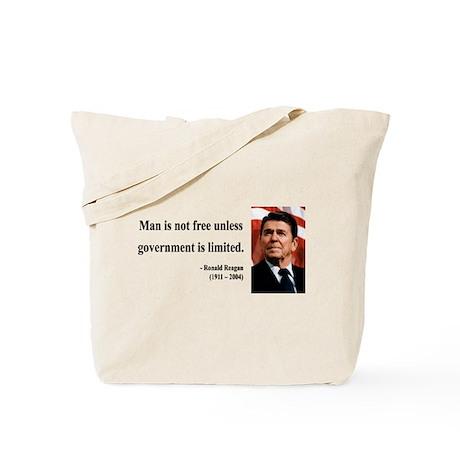 Ronald Reagan 4 Tote Bag