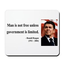 Ronald Reagan 4 Mousepad