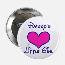 "Daddy's Little Girl 2.25"" Button (10 pack)"
