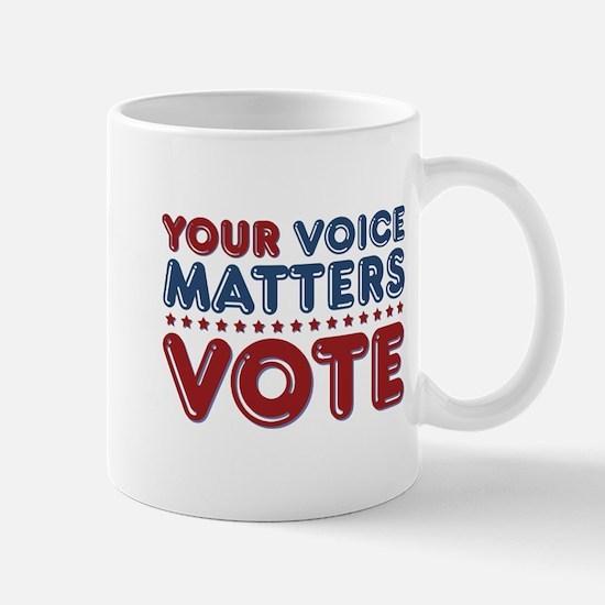Your Voice Matters Mug