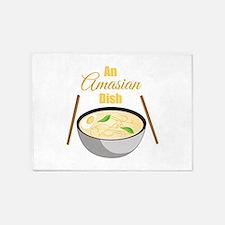 Amasian Dish 5'x7'Area Rug