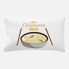 Amasian Dish Pillow Case