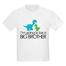 i'm going to be big brother dinosaur Light T-Shirt
