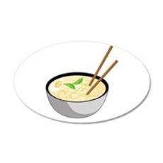 Pho Soup Wall Decal