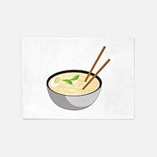 Pho Soup 5'x7'Area Rug