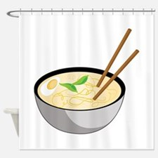 Pho Soup Shower Curtain
