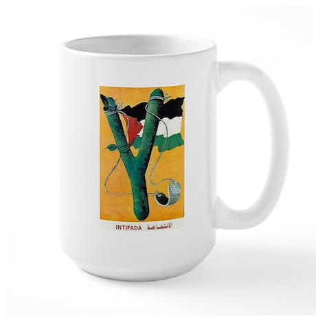 Palestine Large Mug