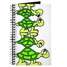STACK OF TURTLES Journal