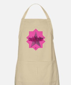 Daddy's Girl (Star) BBQ Apron