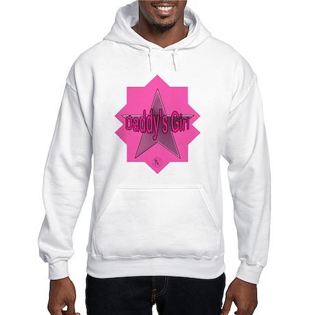 Daddy's Girl (Star) Hooded Sweatshirt