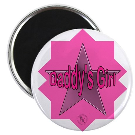 """Daddy's Girl (Star) 2.25"""" Magnet (10 pack)"""