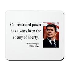 Ronald Reagan 5 Mousepad