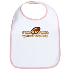 Washington Football Grandpa Bib