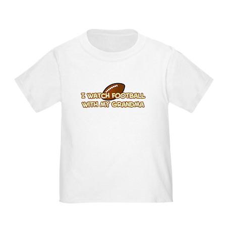 Washington Football Grandma Toddler T-Shirt