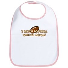 Washington Football Mommy Bib