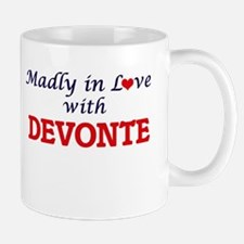 Madly in love with Devonte Mugs