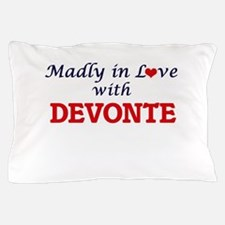 Madly in love with Devonte Pillow Case