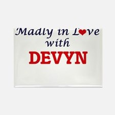 Madly in love with Devyn Magnets