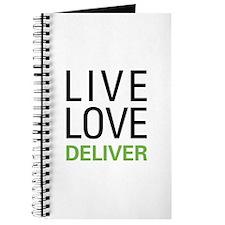 Live Love Deliver Journal
