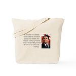 Ronald Reagan 6 Tote Bag