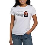 Ronald Reagan 6 Women's T-Shirt